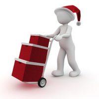 Leveranser Under Jul Och Nyår
